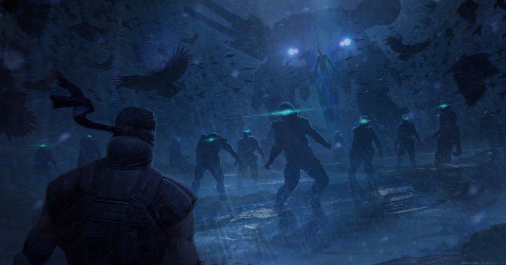 Замечательные фанарты к31-летию Metal Gear отрежиссера ееэкранизации | Канобу - Изображение 3