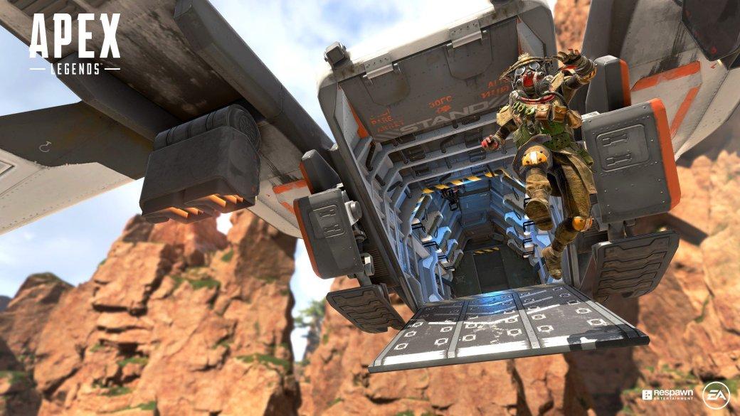 Respawn представила «королевскую битву» по вселенной Titanfall — Apex Legends | Канобу - Изображение 2