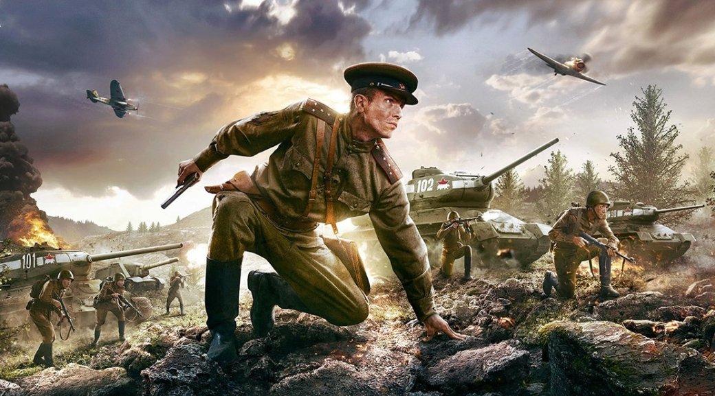 5 игр про войну, где можно сыграть за советских солдат. - Изображение 1