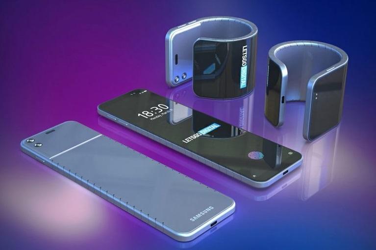 Третьим складным гаджетом Samsung будет смартфон-браслет | Канобу - Изображение 4167