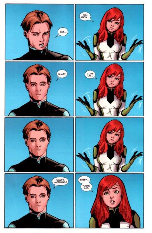ЛГБТ-герои вкомиксах Marvel. Кто они икакие выпуски оних стоит почитать?. - Изображение 3