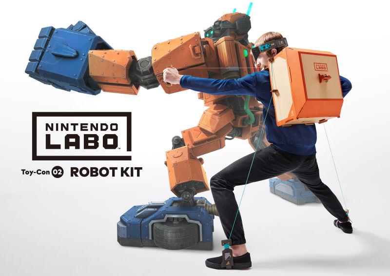 Мнение. Nintendo Labo — НЕВЕРОЯТНО крутая штука   Канобу - Изображение 138