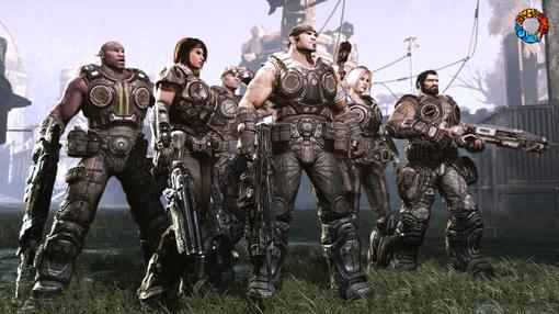 Рецензия на Gears of War 3 | Канобу - Изображение 6775