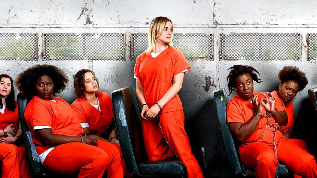 7 сезон «Оранжевый— хит сезона»: тяжелое прощание содним изглавных сериалов Netflix | Канобу