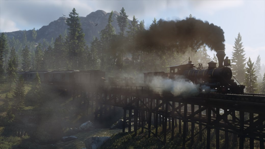 Все, что мы знаем о Red Dead Redemption 2 — сеттинг, герой, дата выхода, мир, локации, геймплей | Канобу - Изображение 5586