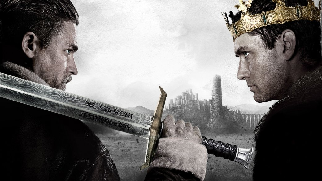 Рецензия на «Меч Короля Артура» | Канобу