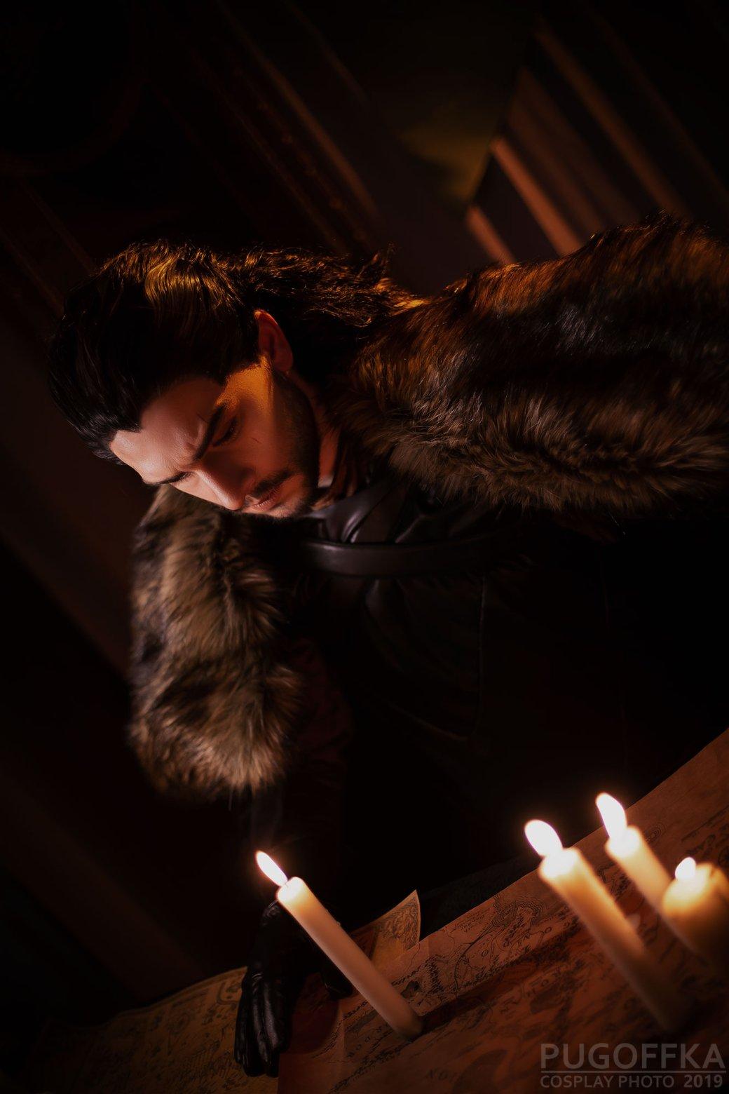 Необычный косплей Джона Сноу и Сансы Старк из «Игры престолов» | Канобу - Изображение 0