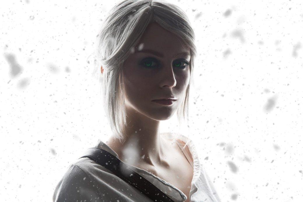 Косплей дня: ведьмачка Цири из серии игр The Witcher   Канобу - Изображение 3