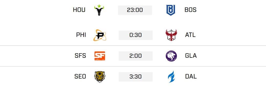 Расписание матчей второго сезона Overwatch League— 1 неделя | Канобу - Изображение 1153