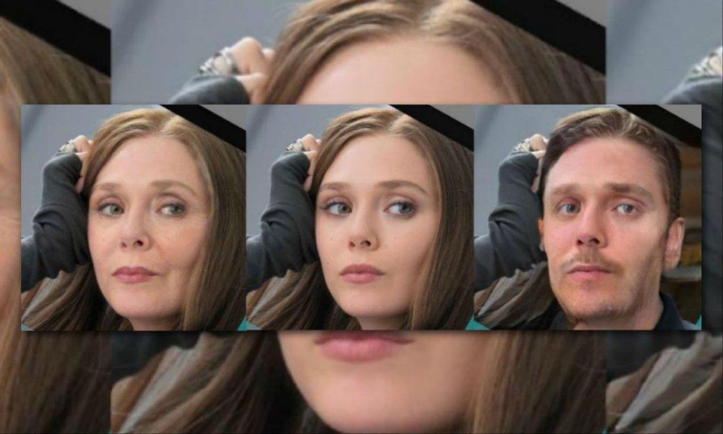 Старик Тор иДракс-девушка: нагероев Marvel применили FaceApp. Результат впечатляет!. - Изображение 7