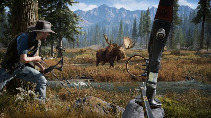 История повторяется: Far Cry 5 можно пройти всего лишь за10 минут. - Изображение 1