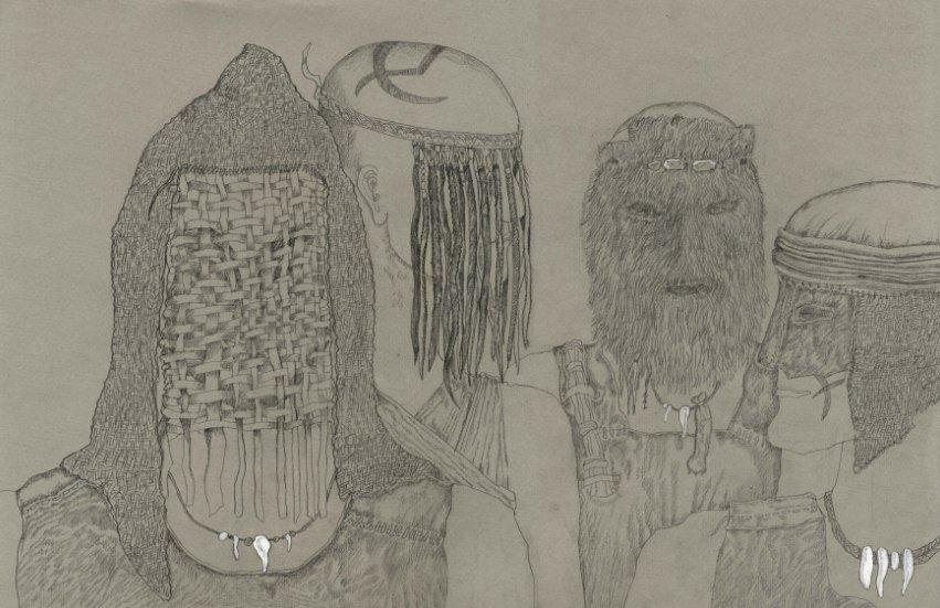 Эскизы костюмов для «Викинга» навевают ужас | Канобу - Изображение 2080