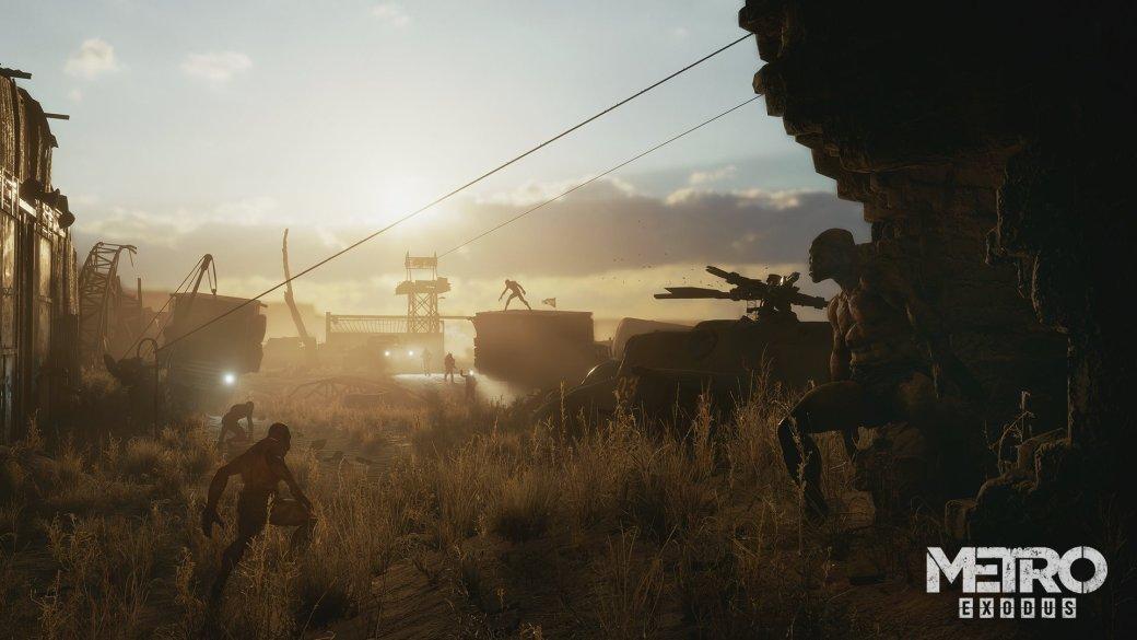 Романтика постапокалипсиса нановых скриншотах Metro: Exodus | Канобу - Изображение 5
