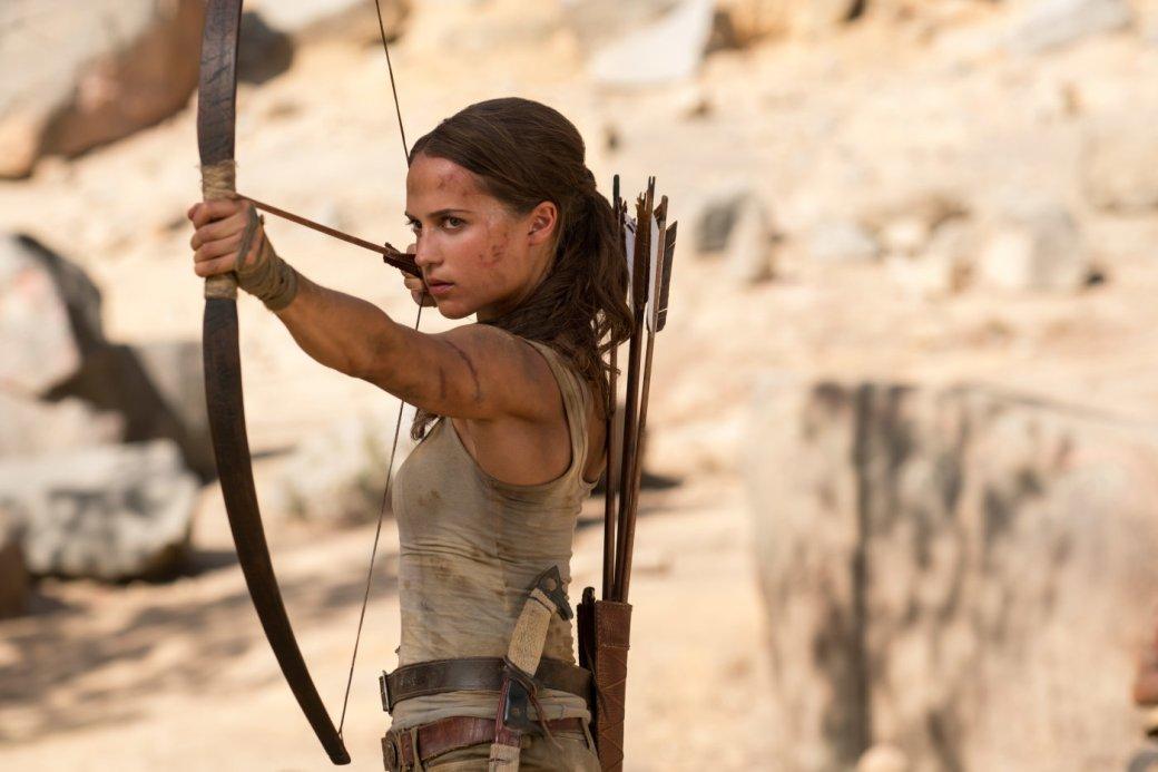 Рецензия на«Tomb Raider: Лара Крофт». - Изображение 1