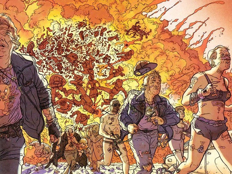 Комикс недели: Hard Boiled   Канобу - Изображение 3
