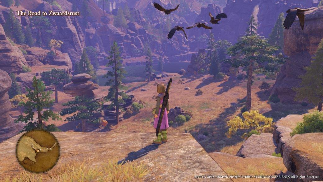 50 невероятно красочных скриншотов Dragon Quest XI | Канобу - Изображение 11537