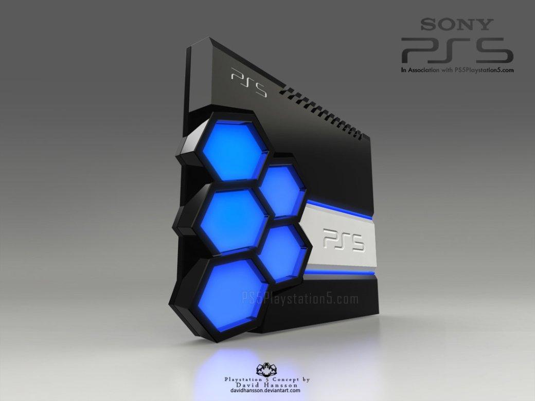 Выберите самый уродливый вариант дизайна PlayStation5! | Канобу - Изображение 2885