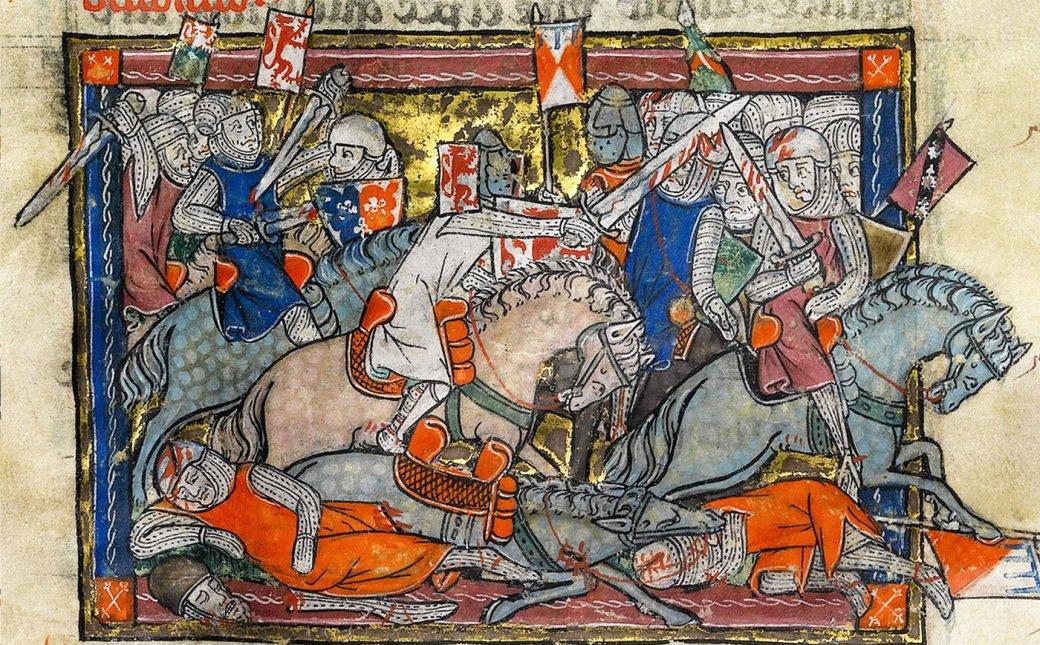 Самые странные, смешные и пугающие легенды Англии   Канобу