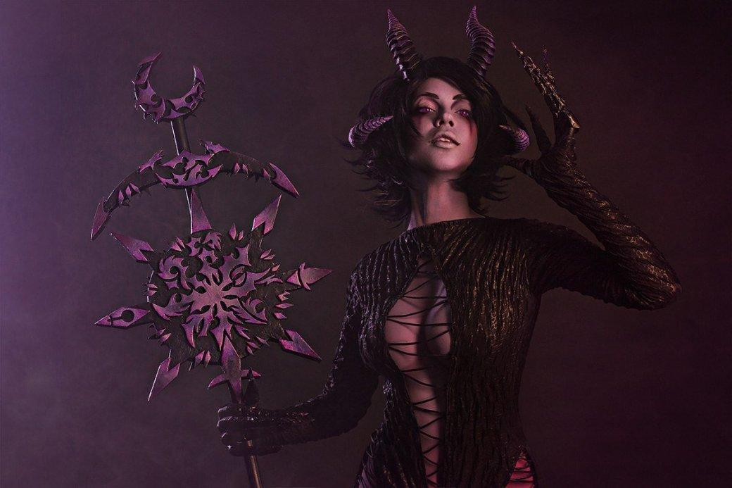 Косплей дня: демонетка Слаанеша извселенной Warhammer 40K   Канобу - Изображение 5640