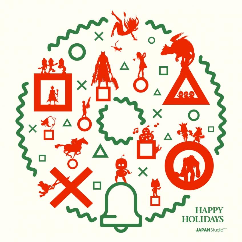 Разработчики поздравляют игроков с Рождеством. Подборка праздничных открыток   Канобу - Изображение 12510