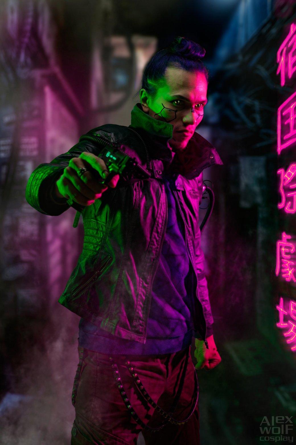 Так-так-так. Что тут у нас? Косплей по Cyberpunk 2077! | Канобу - Изображение 2
