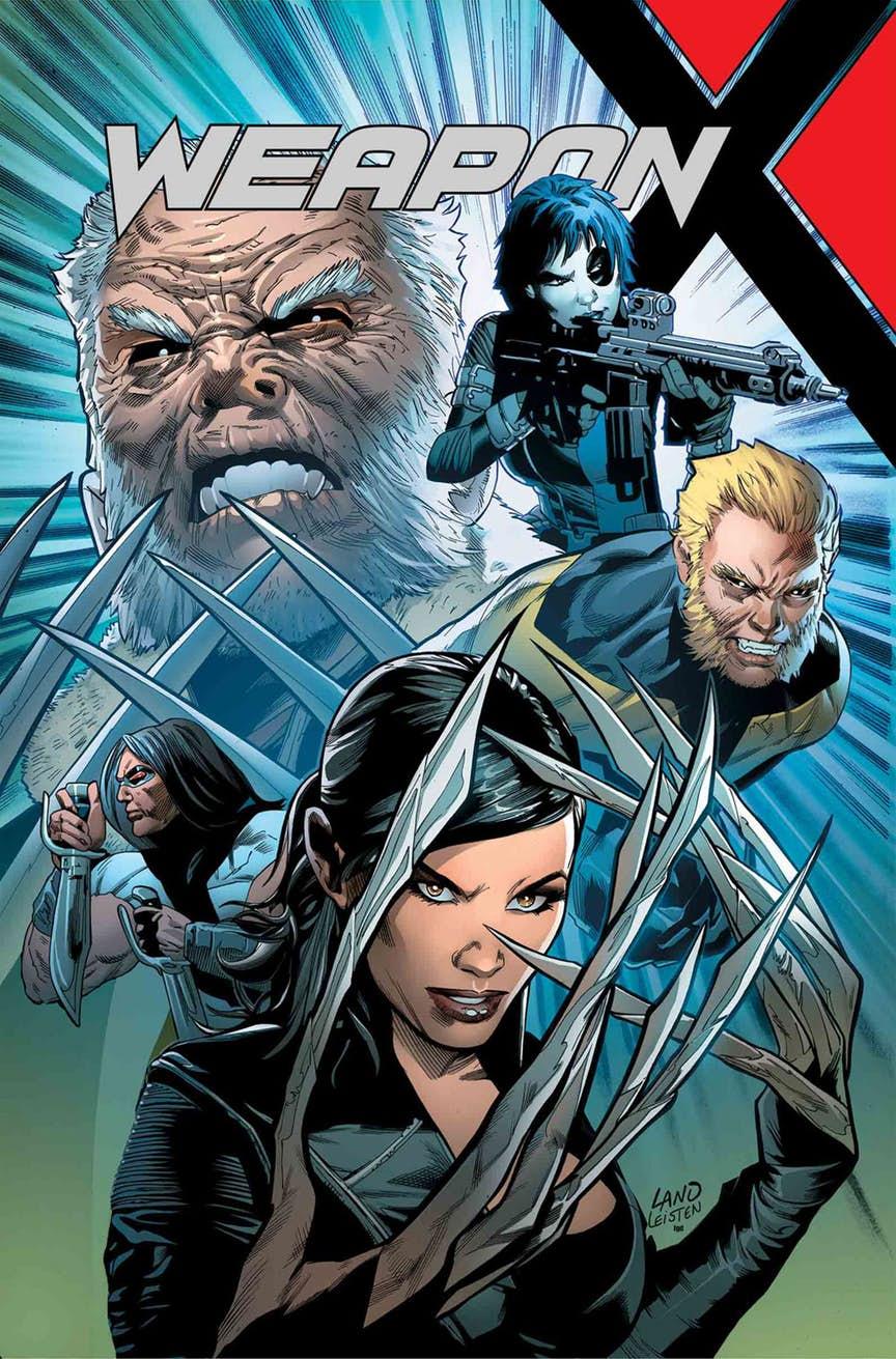 Сценарист серии Weapon X рассказывает о новой угрозе для всех мутантов | Канобу - Изображение 4985