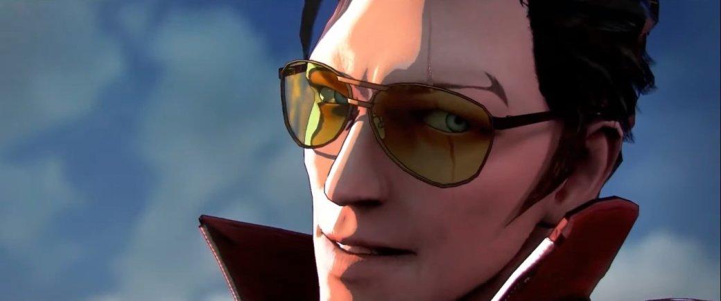 E3 2019: Трэвис Тачдаун вотличной форме иготов убивать впервом трейлере NoMore Heroes3   Канобу - Изображение 1
