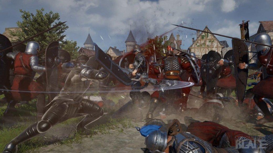 Превью Сonqueror's Blade— тактическая MMO осредневековой войне | Канобу - Изображение 5