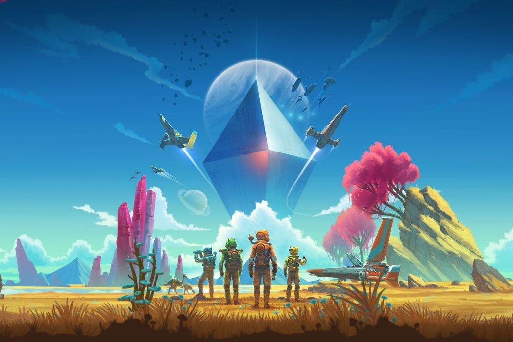 Игроки NoMan's Sky добровольно вступают вряды космической полиции   Канобу - Изображение 2