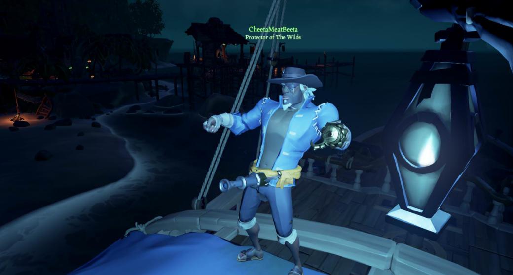 «Не тыкайте в меня своей подзорной трубой!» — из Sea of Thieves удалили забавный баг | Канобу - Изображение 4206
