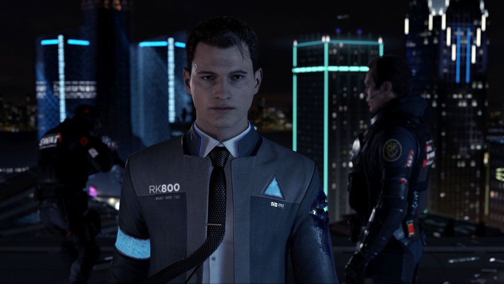 ВСети раньше времени появилась рецензия наDetroit: Become Human. Игре поставили 9 баллов из10. - Изображение 1