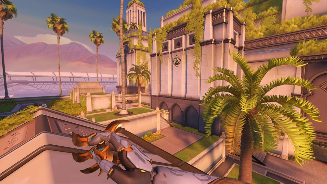 Оазис: плюсы и минусы новой карты Overwatch | Канобу - Изображение 11