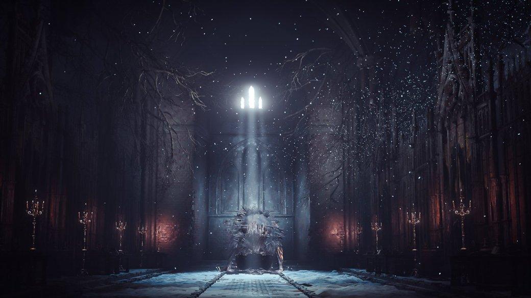 20 изумительных скриншотов Darks Souls 3: Ashes of Ariandel | Канобу - Изображение 10336
