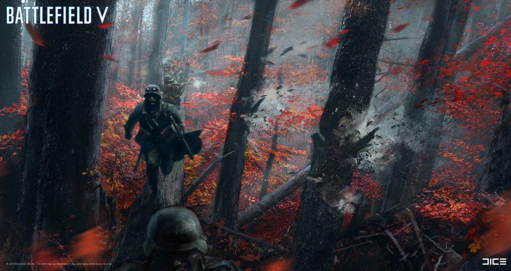 Взгляните на атмосферные концепт-арты и иллюстрации по Battlefield V   Канобу - Изображение 265