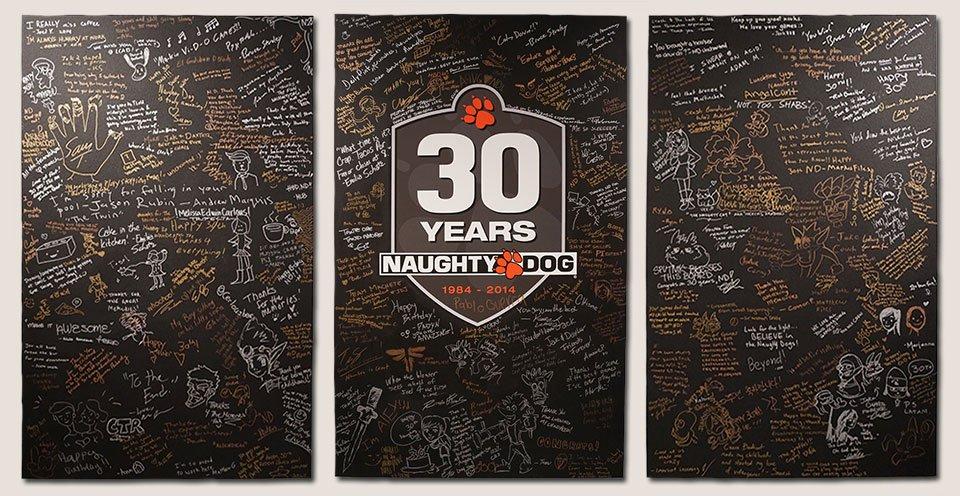 Naughty Dog: 30 лет славы | Канобу
