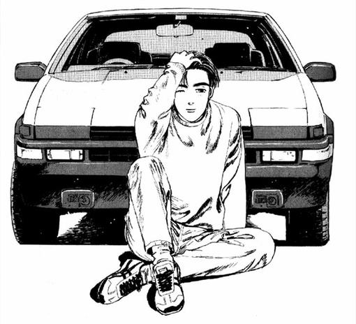 Комиксы: Initial D | Канобу