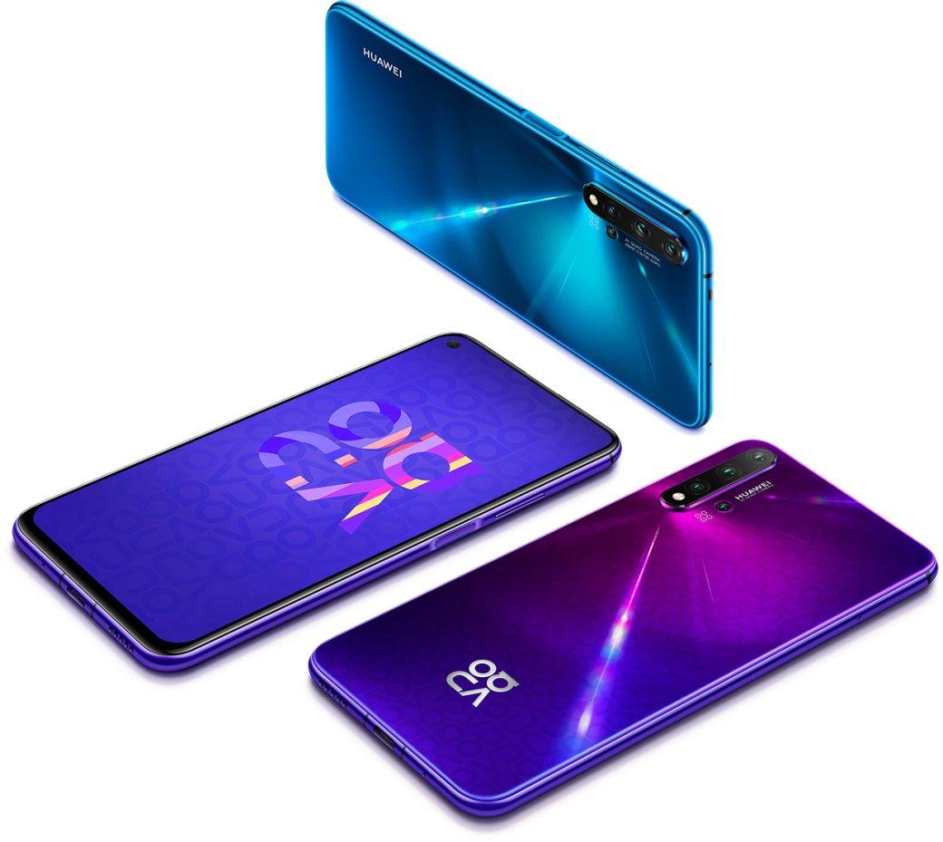 Huawei Nova 5T: пятикамерный флагман поцене 25000 рублей | Канобу - Изображение 1