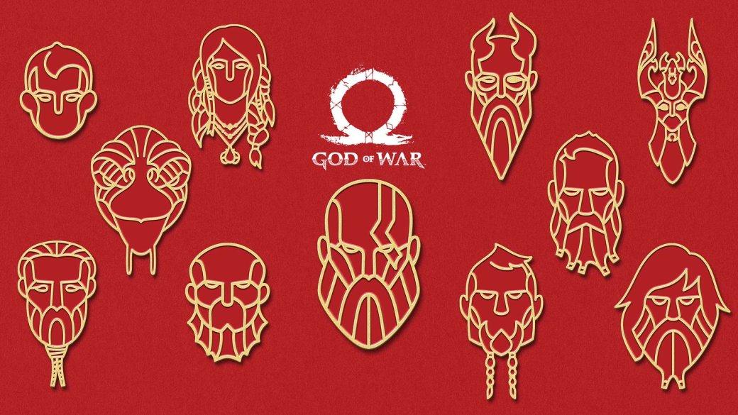 God ofWar уже год— разработчики благодарят фанатов идарят имбесплатную тему саватарами для PS4 | Канобу - Изображение 10095