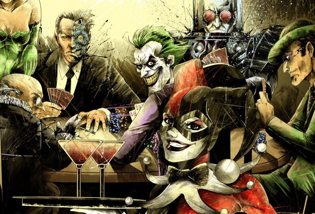 Тест. Кто ты из врагов Бэтмена? | Канобу