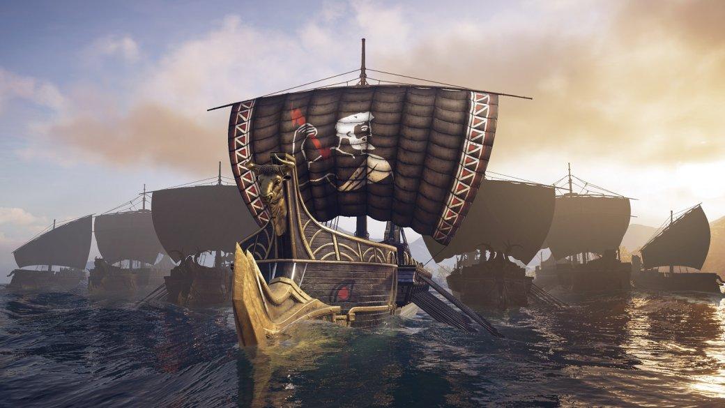 Суть. Assassin's Creed: Odyssey — отличный экшен про Древнюю Грецию | Канобу - Изображение 2337