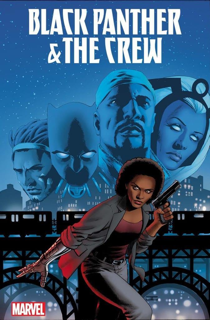 Черная Пантера соберет свою команду супергероев-афроамериканцев | Канобу - Изображение 6684