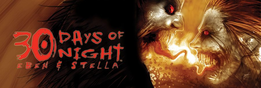 «30 дней ночи»— жутко-прекрасный комикс овампирах, который скатился. - Изображение 18