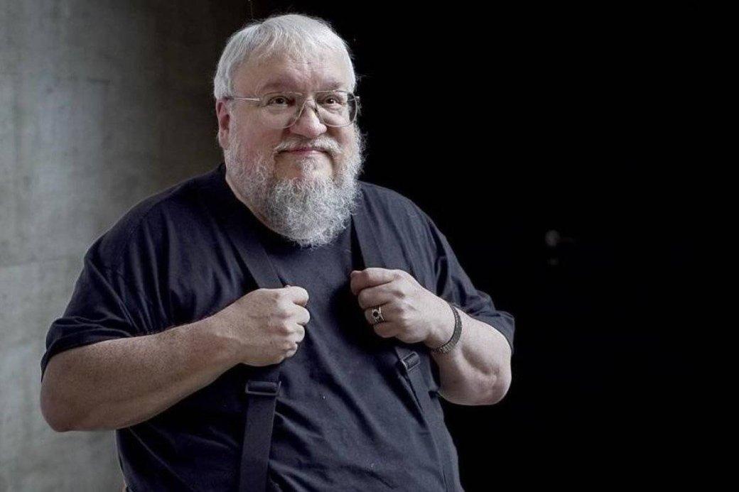 Как произошло сотрудничество Джорджа Мартина сFromSoftware, ичто онделает для Elden Ring | Канобу - Изображение 16515