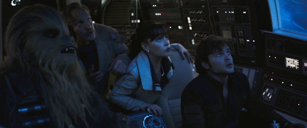 30 неудобных вопросов кфильму «Хан Соло: Звездные Войны. Истории» | Канобу - Изображение 2