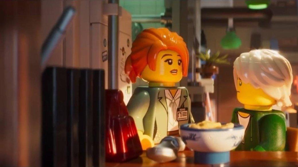 Рецензия на «Лего Ниндзяго Фильм». - Изображение 7