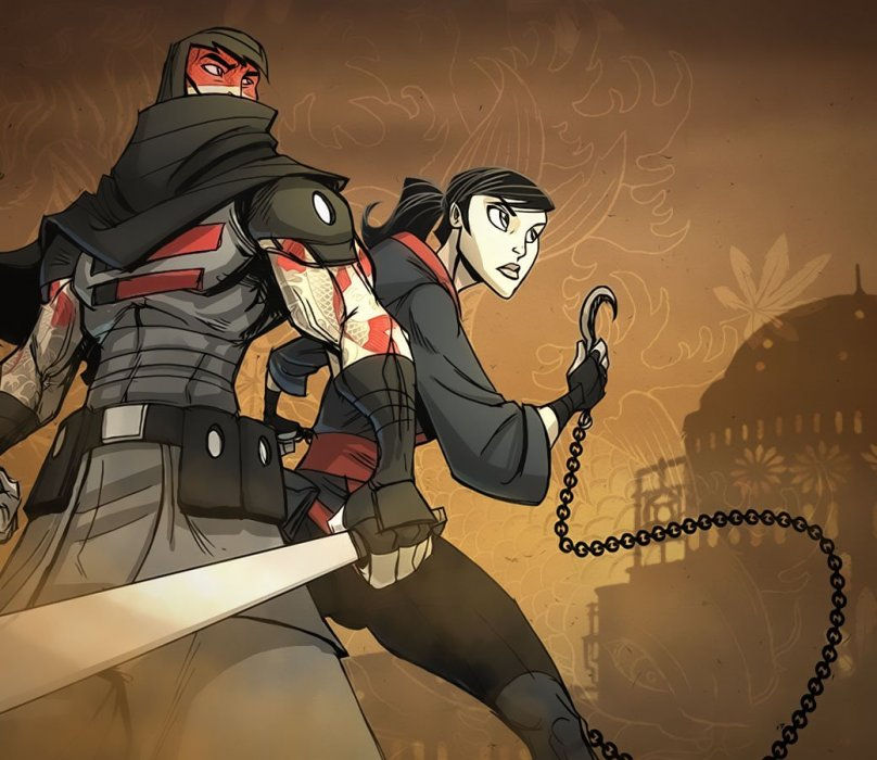 Обзор Mark of the Ninja - рецензия на игру Mark of the Ninja | Рецензии | Канобу