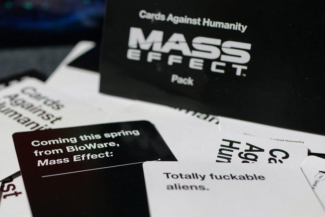 BioWare выпустила непристойные карты поMass Effect | Канобу - Изображение 6554