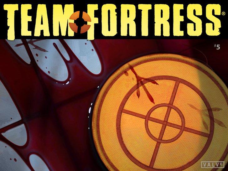Комиксы по Team Fortress полны отсылок к знаменитым сюжетам Marvel/DC | Канобу - Изображение 3401