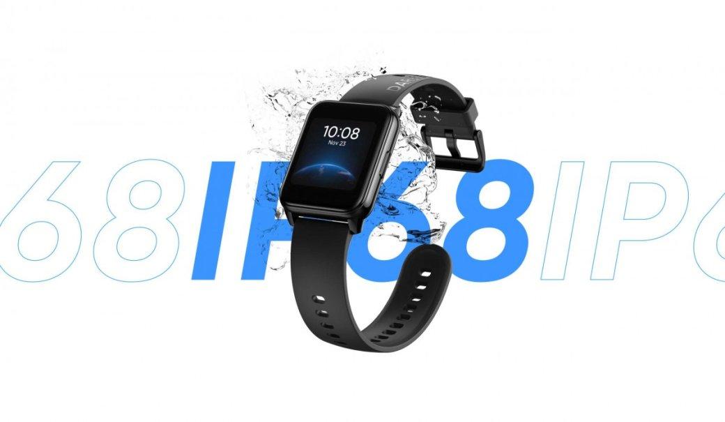 Представлены смарт-часы Realme Watch 2 сдатчиком кислорода вкрови