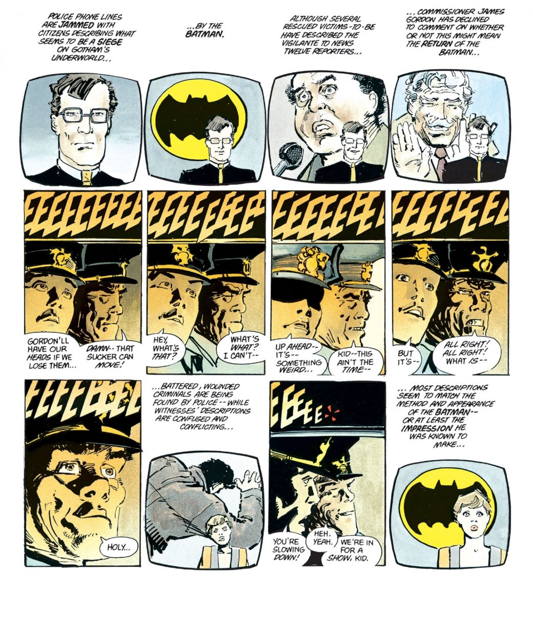 The Dark Knight: что нетак скомиксами Фрэнка Миллера про Бэтмена? | Канобу - Изображение 8
